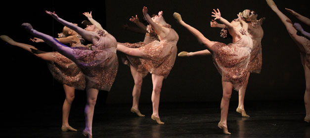Photo of Inspiring Dance's Faculty Dance
