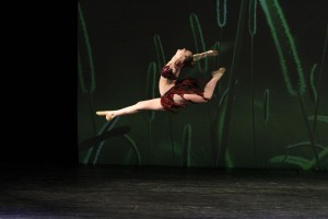 Inspiring Dance at NRG Dance Project 2013